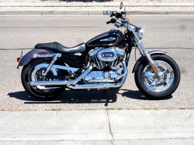 2014 Harley-Davidson XL1200C SPORTSTER 1200 CUSTOM