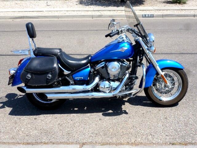 2009 Kawasaki VN900-B VULCAN CLASSIC