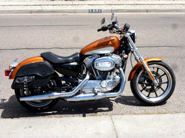 2014 Harley-Davidson XL883L SPORTSTER 883