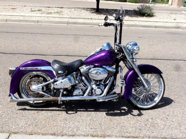 2005 Harley-Davidson FLSTCI Heritage Softail