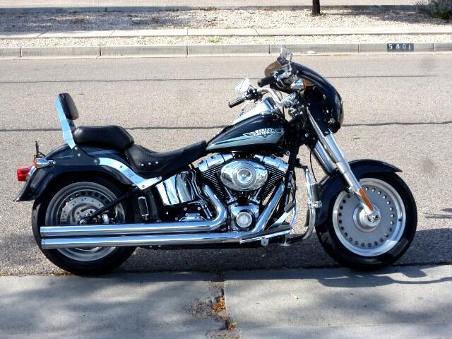2009 Harley-Davidson FLSTF FATBOY