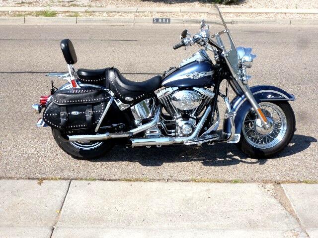 2003 Harley-Davidson FLSTC ANNIVERSARY HERITAGE SOFTAIL