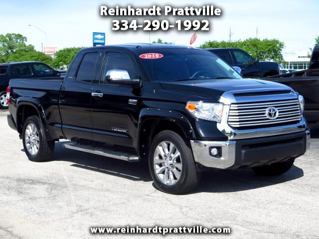 2016 Toyota Tundra Limited 5.7L FFV Double Cab 4WD