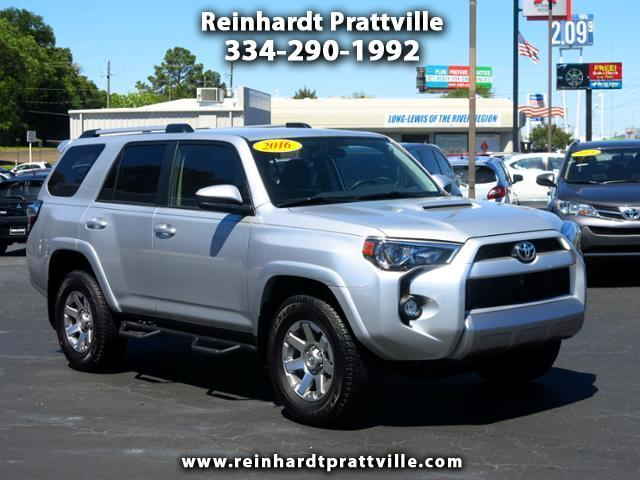 2016 Toyota 4Runner Trail 4WD