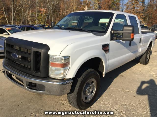 used 2008 ford f 350 sd xl crew cab 4wd for sale in mason oh 45040 mgm imports. Black Bedroom Furniture Sets. Home Design Ideas