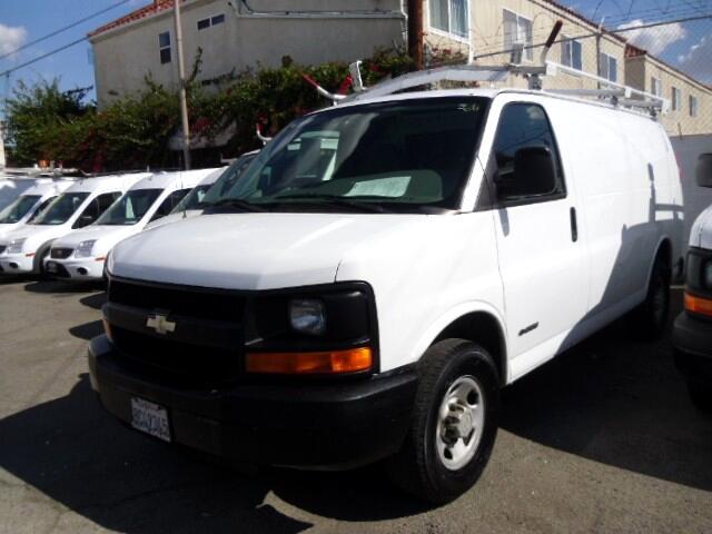 2006 Chevrolet Express 2500 Cargo