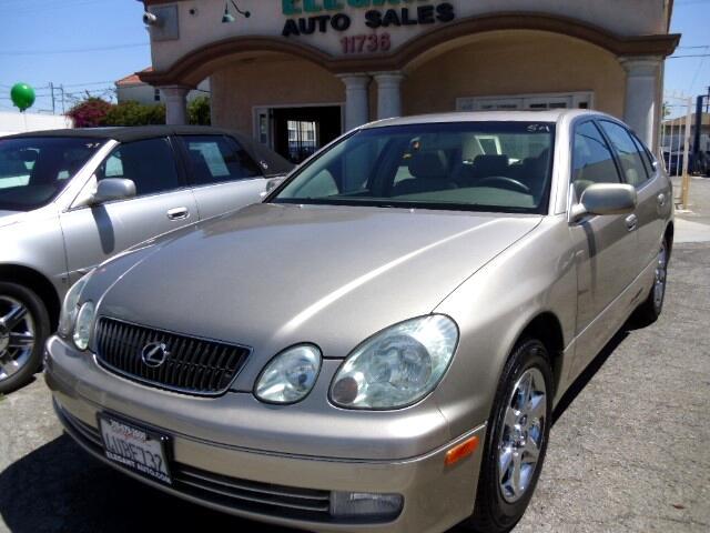 2001 Lexus GS GS 300