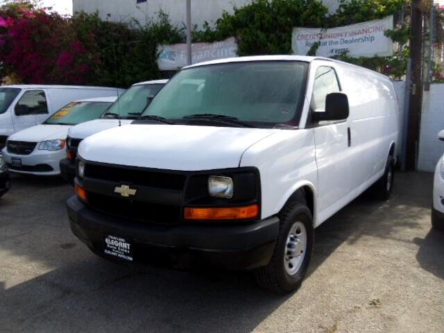 2010 Chevrolet Express 2500 Cargo Extended