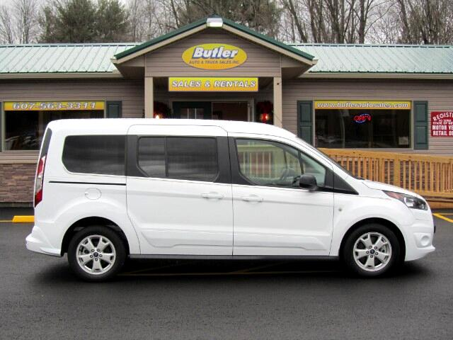 used 2015 ford transit connect for sale in oneonta ny 13838 butler auto sales inc. Black Bedroom Furniture Sets. Home Design Ideas