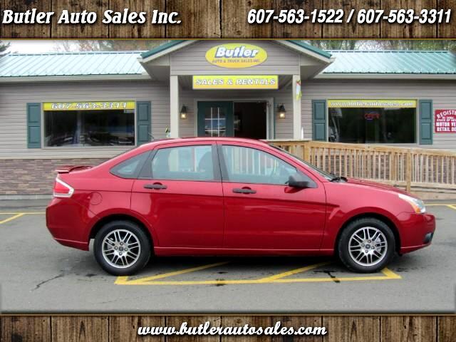 2011 Ford Focus SE Sedan