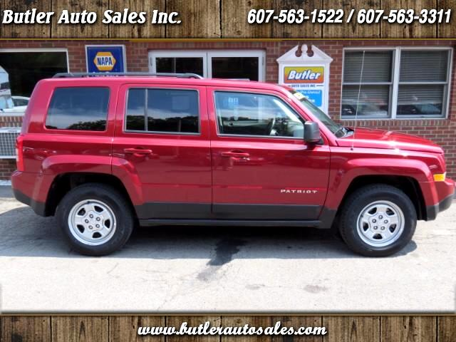 Used 2017 Jeep Patriot, $18377