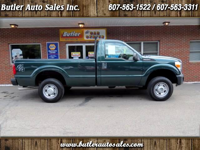 2011 Ford F-250 SD XL Reg. Cab 4WD