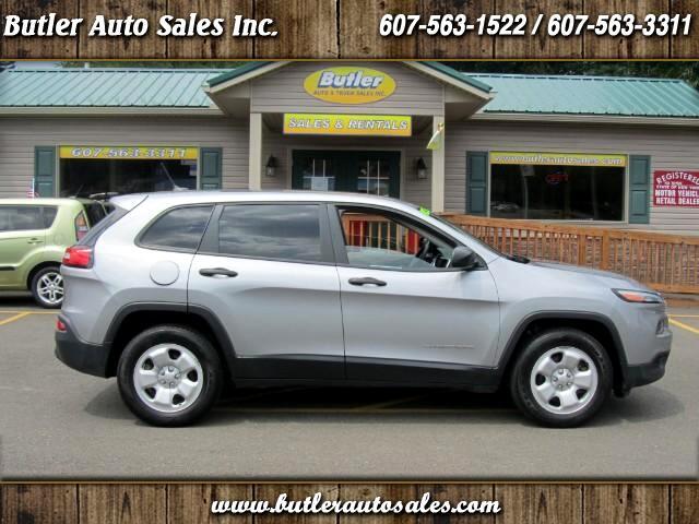 Used 2014 Jeep Cherokee , $12857