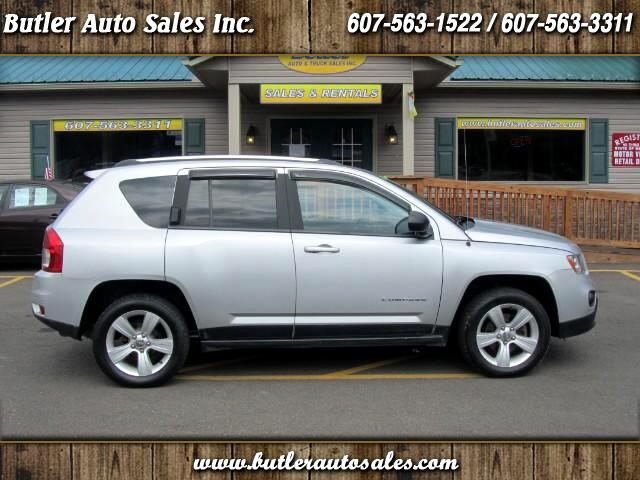 Used 2013 Jeep Compass, $12857