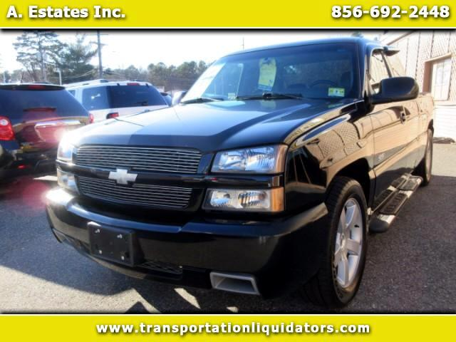2003 Chevrolet Silverado 1500 SS Ext. Cab Short Bed AWD