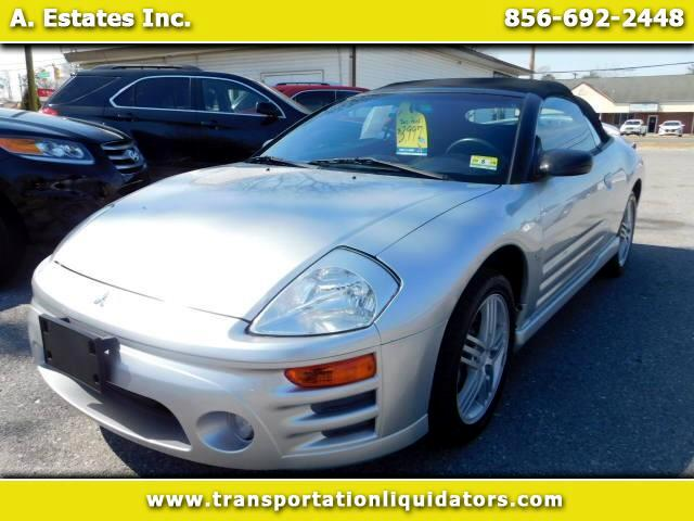 2003 Mitsubishi Eclipse GT Spyder