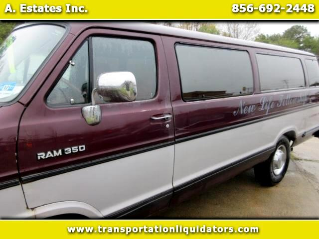1992 Dodge Ram Wagon B350 Maxi