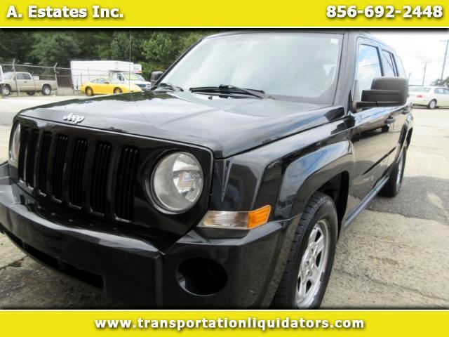 2009 Jeep Patriot Sport 2WD