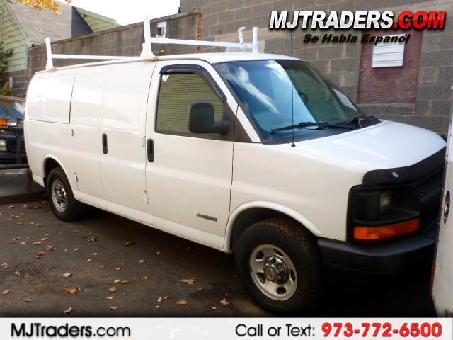 2004 Chevrolet Express 2500 Cargo