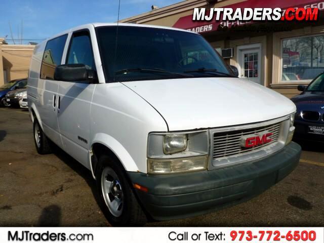 2002 GMC Safari Cargo Van