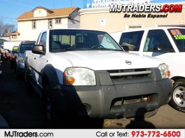 2002 Nissan Frontier XE-V6 King Cab 4WD