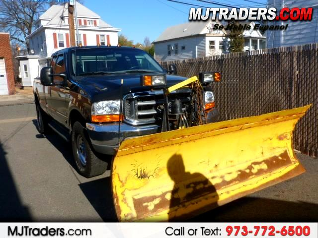 2001 Ford F-350 SD XLT Crew Cab Long Bed 4WD