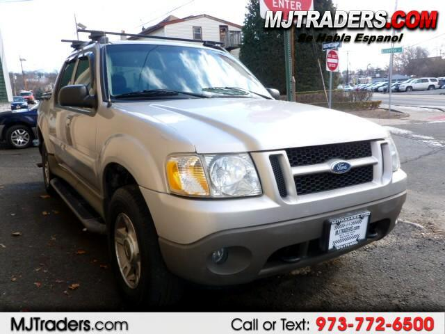 2003 Ford Explorer Sport Trac 4dr 126