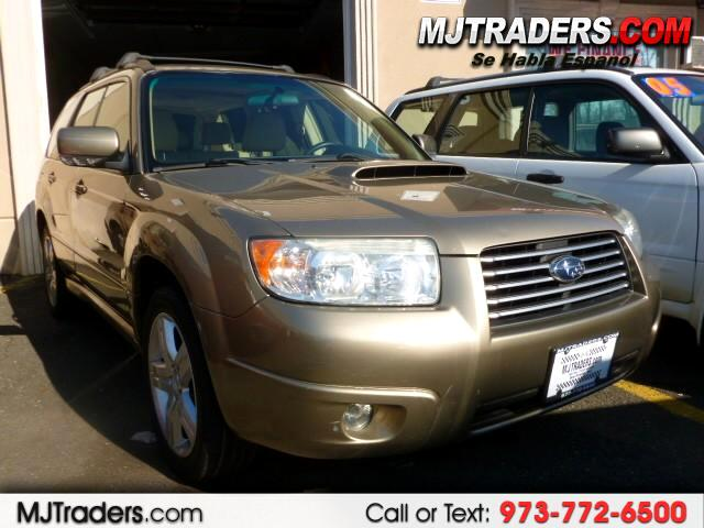 2008 Subaru Forester 2.5XT Limited