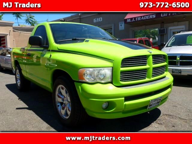 2005 Dodge Ram 1500 Laramie Short Bed 2WD