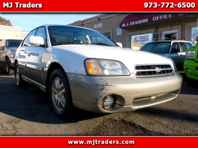 2001 Subaru Outback Limited Sedan