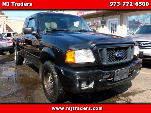 2004 Ford Ranger Edge SuperCab 4WD