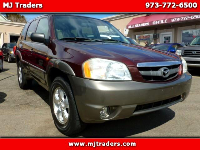 2002 Mazda Tribute LX 4WD