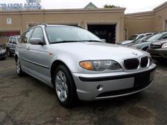 2005 BMW 3-Series Sport Wagon