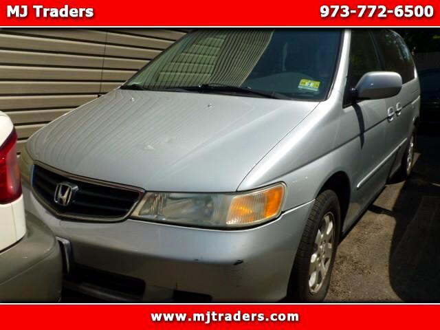 2003 Honda Odyssey EX w/ Leather and DVD