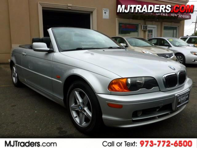 2002 BMW 3-Series 325Ci convertible