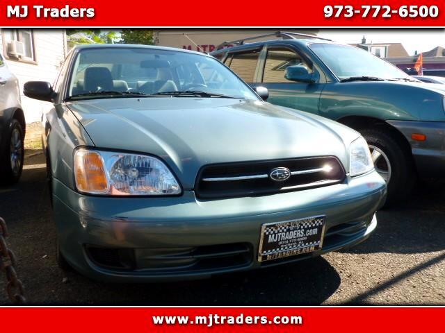 2001 Subaru Legacy L