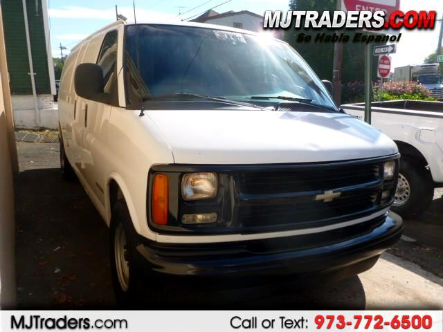 2001 Chevrolet Express 3500 Extended Cargo