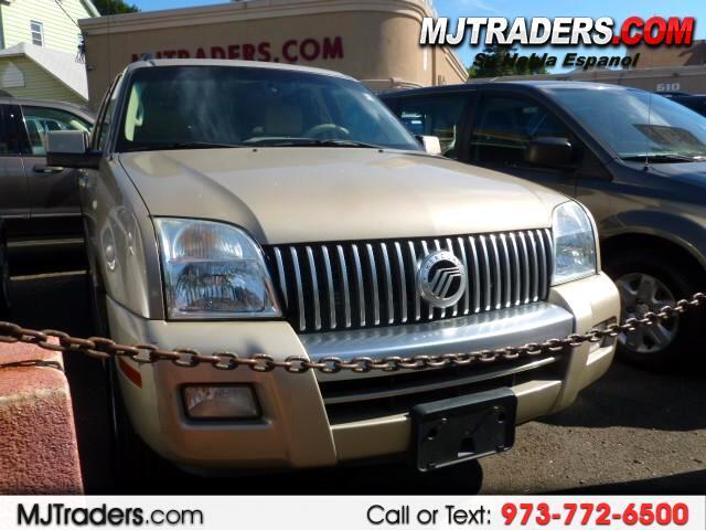 2006 Mercury Mountaineer Luxury 4.0L AWD