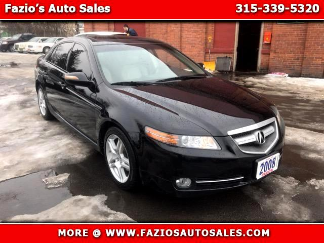 2008 Acura TL 5-Speed AT with Tech Package