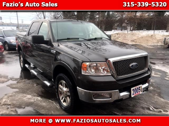 2005 Ford F-150 4WD SuperCrew 157