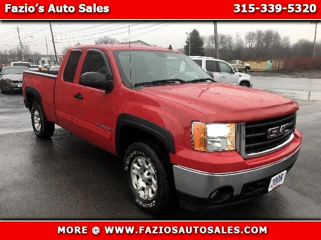 2008 GMC Sierra 1500 SLT Ext. Cab Short Bed 4WD