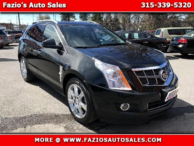 2011 Cadillac SRX AWD Turbo Performance Collection