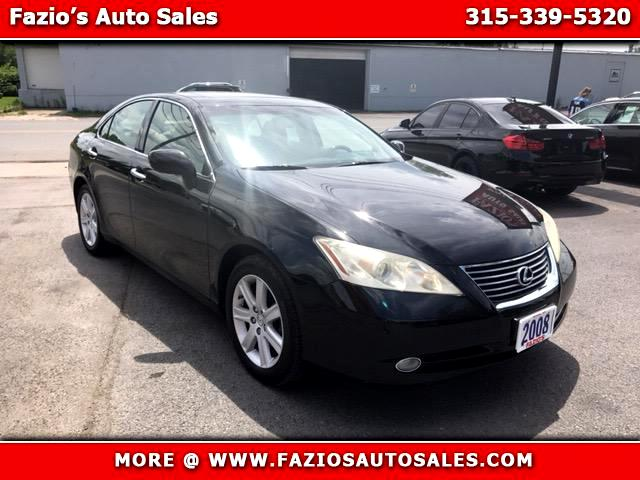 2008 Lexus ES 350 Ultra Luxury Package