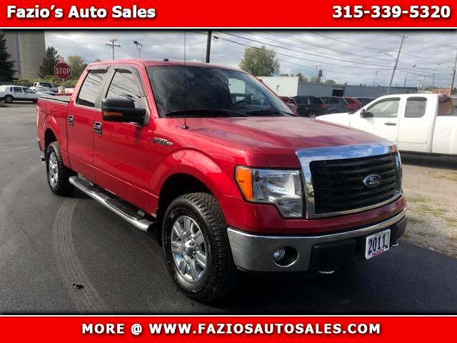 2011 Ford F-150 XLT 4WD SuperCrew 6.5' Box