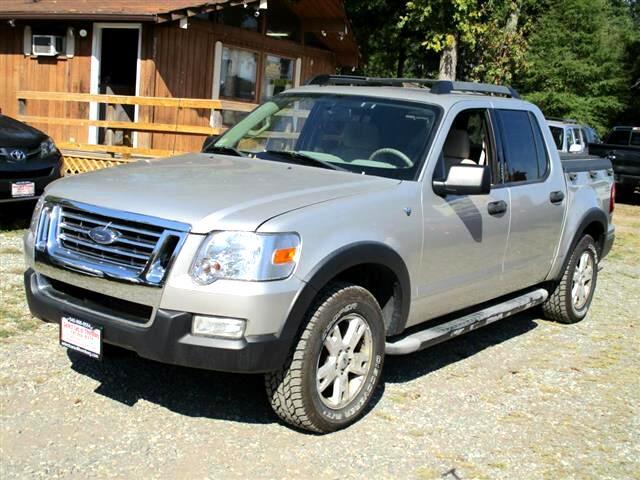 2007 Ford Explorer Sport Trac XLT Premium 4WD