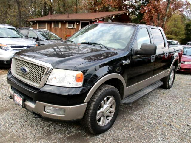 2004 Ford F-150 Lariat SuperCrew 5.5-ft. Bed 4WD