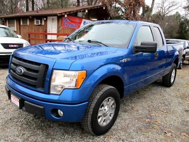 2010 Ford F-150 STX SuperCrew 4WD
