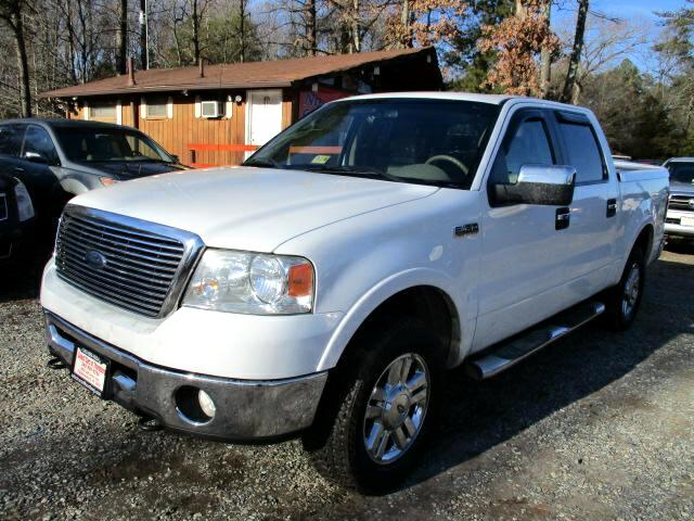 2007 Ford F-150 Lariat SuperCab 5.5-ft. Bed 4WD