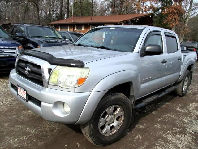 2007 Toyota Tacoma Double Cab V6 4WD