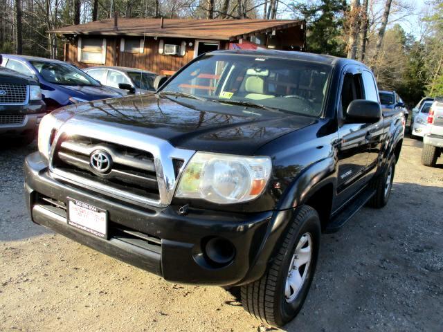 2005 Toyota Tacoma Access Cab I4 Manual 4WD